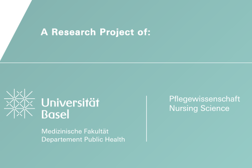 MatchRN is a Research Project of the Institute of Nursing Science / University of Basel